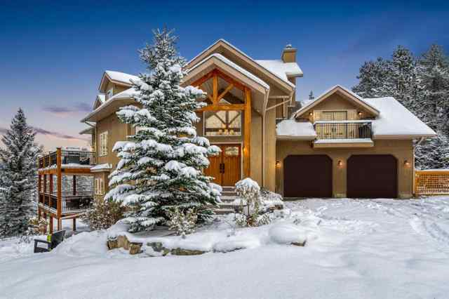NONE real estate 128 Two Pine Drive in NONE Bragg Creek