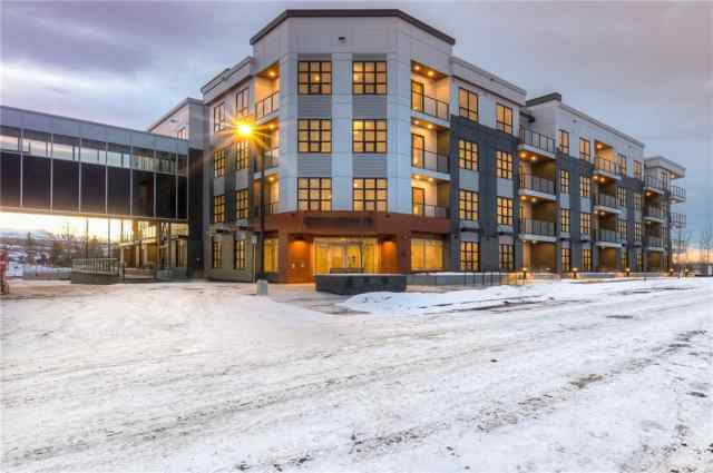 Unit-103-383 Smith Street NW in University District Calgary MLS® #A1045238