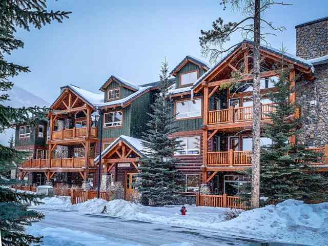 Unit-121-104 Armstrong Place  in Three Sisters Canmore MLS® #A1045535