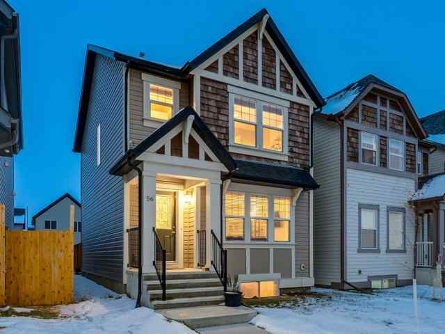 56 Skyview Point Crescent NE in Skyview Ranch Calgary MLS® #A1045554