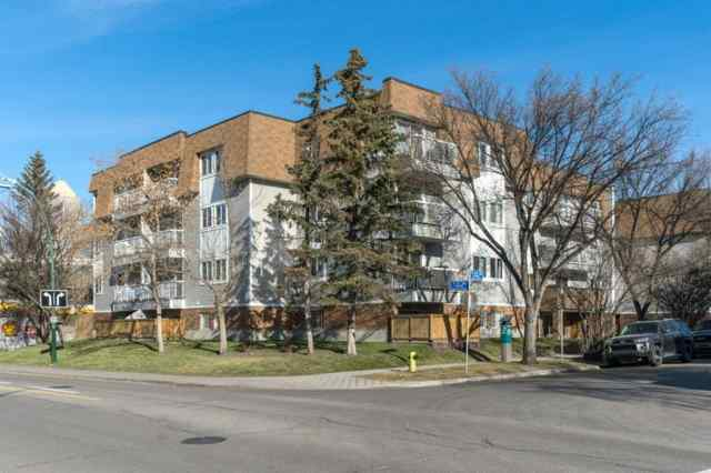 208, 540 18 Avenue SW in  Calgary MLS® #A1046007