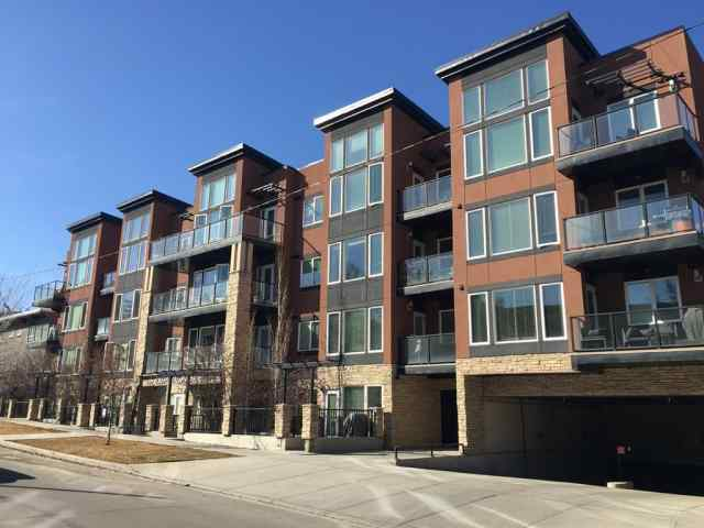 301, 836 Royal Avenue SW in Lower Mount Royal Calgary MLS® #A1046054