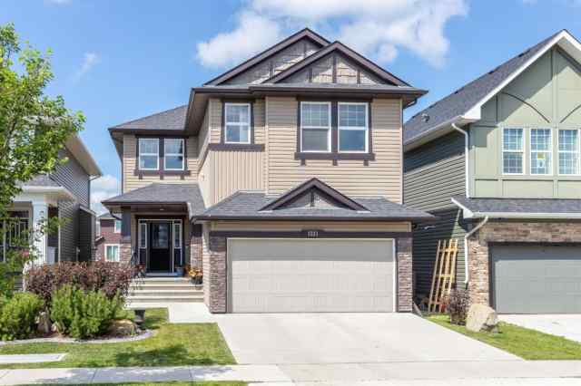 1321 Ravenswood Drive SE in Ravenswood Airdrie MLS® #A1046176