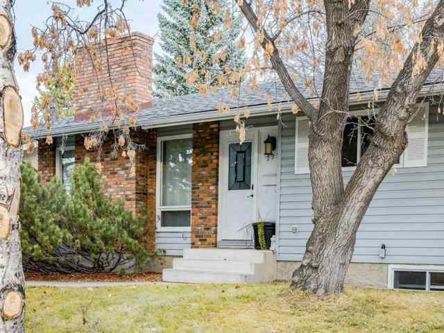 Braeside real estate 223 Brookpark Drive SW in Braeside Calgary