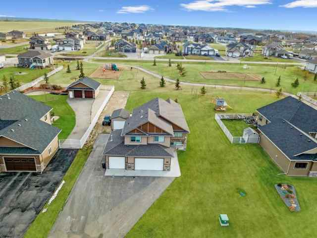 Carriage Lane Estates real estate 7709  Oxford Road in Carriage Lane Estates Rural Grande Prairie No. 1, County of