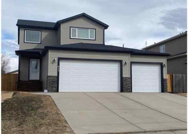 613 Bankview  Drive  in Bankview Drumheller MLS® #A1047259