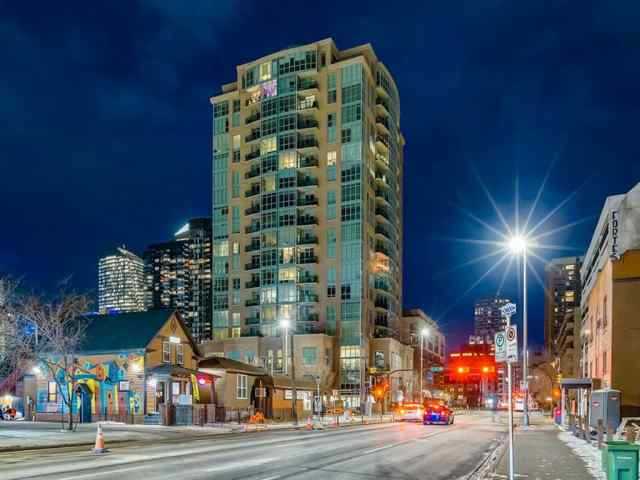 Beltline real estate 1401, 788 12 Avenue SW in Beltline Calgary