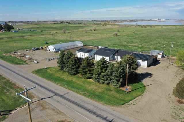 101022  Range Road 161 Acres  in NONE Taber MLS® #A1047669