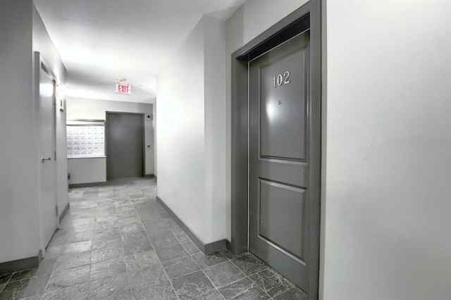 Unit-102-1818 14 Street SW in Lower Mount Royal Calgary MLS® #A1048375