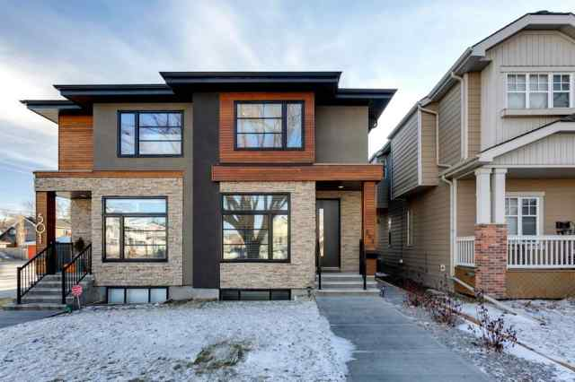 503 19 Avenue NW in Mount Pleasant Calgary MLS® #A1048435