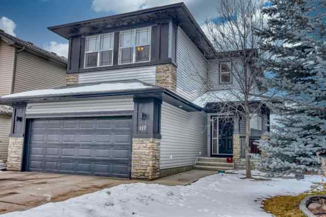117 Prairie Springs Crescent SW in Prairie Springs Airdrie MLS® #A1048711