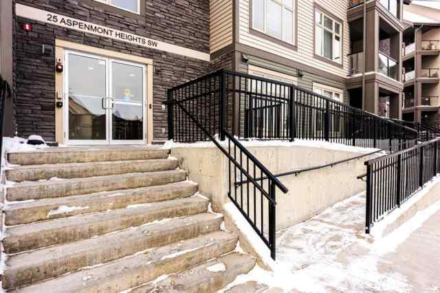 Aspen Woods real estate 310, 25 ASPENMONT Heights SW in Aspen Woods Calgary