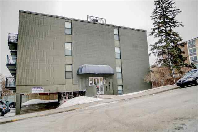 305, 1820 9 Street SW in Lower Mount Royal Calgary MLS® #A1049435