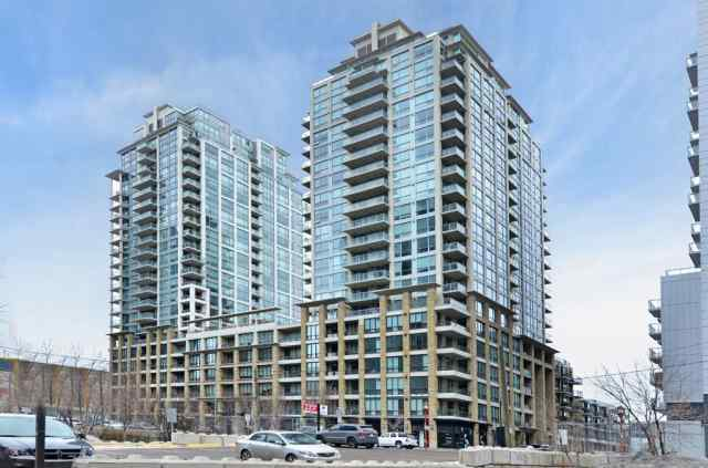 1516, 222 RIVERFRONT Avenue SW in  Calgary