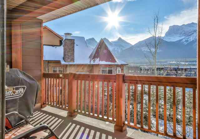 MLS® #A1049585 319, 190 Kananaskis Way T1W 3K5 Canmore
