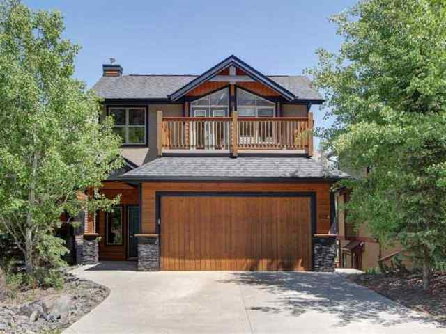 122 Hubman Landing in Three Sisters Canmore MLS® #A1049596