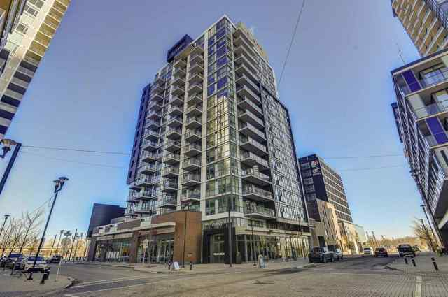 503, 550 Riverfront Avenue SE in  Calgary