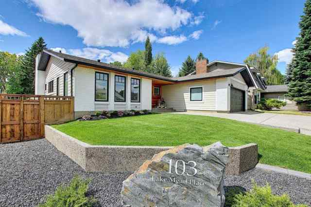 MLS® #A1049730 103 LAKE MEAD Place SE T2J 3Z7 Calgary