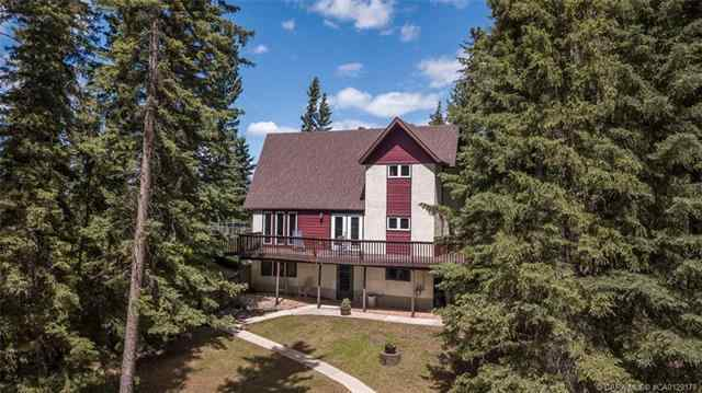 4808 64 Street in Old Town Rocky Mountain House MLS® #A1049851