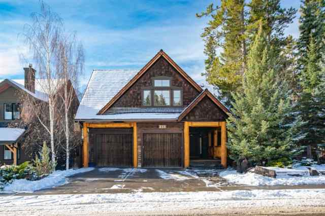 218 Benchlands  Terrace in Benchlands Canmore MLS® #A1050031
