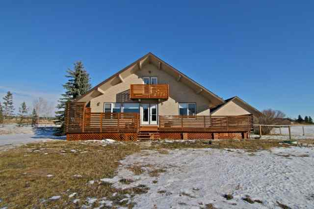 Springbank real estate 7 Meadow Lark LANE S in Springbank Rural Rocky View County