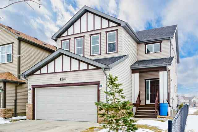 1202 Reunion Road NW in Reunion Airdrie MLS® #A1050160