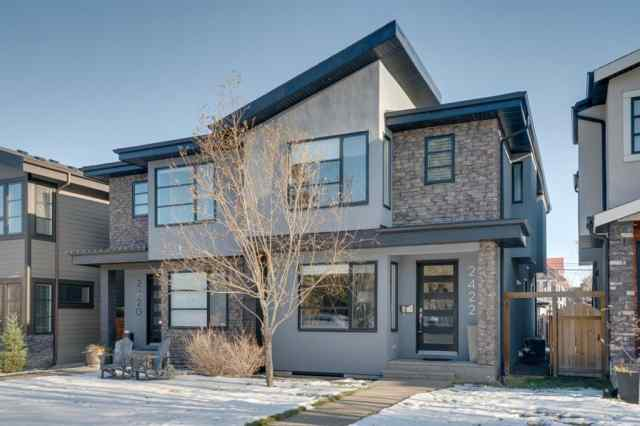 2422 25 Street SW in Richmond Calgary MLS® #A1050350