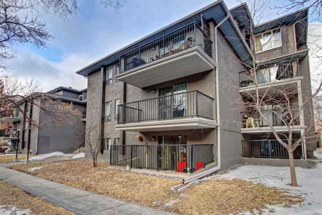 205, 819 4A Street NE in Renfrew Calgary MLS® #A1050382