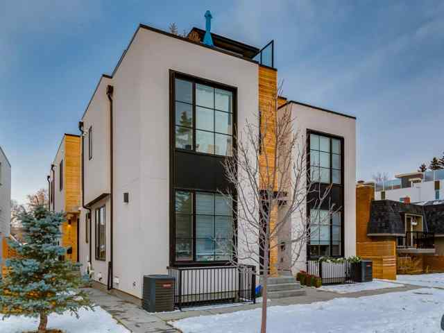 1616 16 Avenue SW in Sunalta Calgary MLS® #A1050962