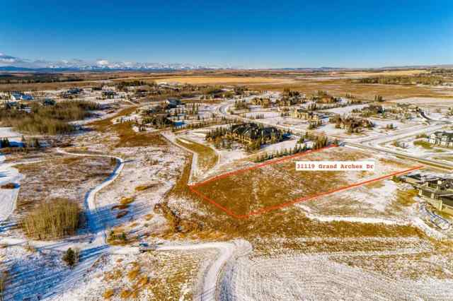MLS® #A1051173 31119 Grandarches Drive T3Z 0B6 Rural Rocky View County