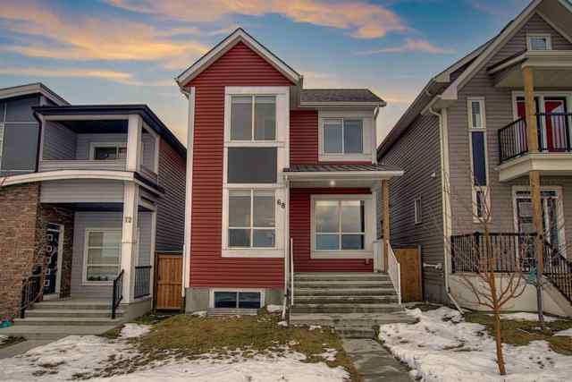 68 Howse Drive NE in Livingston Calgary MLS® #A1051237