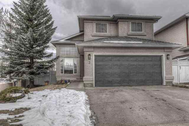 3 Sierra Vista Circle SW in Signal Hill Calgary MLS® #A1051441