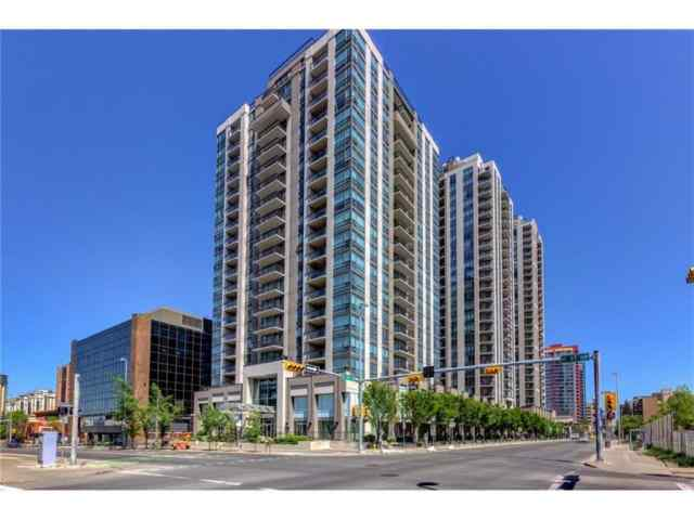 Beltline real estate 1602, 1110 11 Street SW in Beltline Calgary