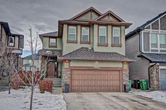 2086 Brightoncrest Common SE in New Brighton Calgary MLS® #A1051552