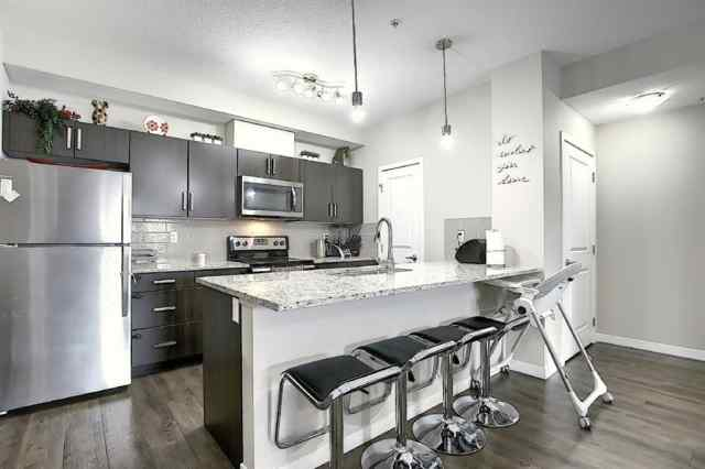 Unit-218-200 Cranfield Common SE in Cranston Calgary MLS® #A1051554