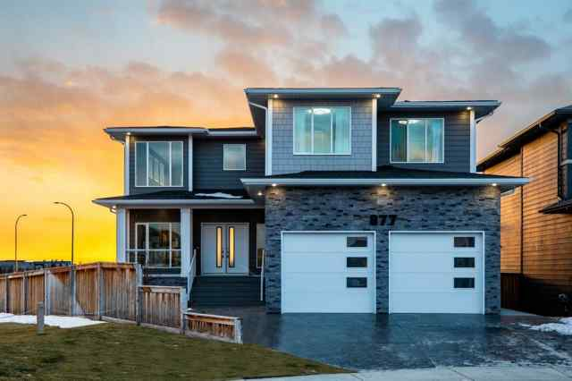 877 Atlantic  Cove W in The Crossings Lethbridge MLS® #A1051664