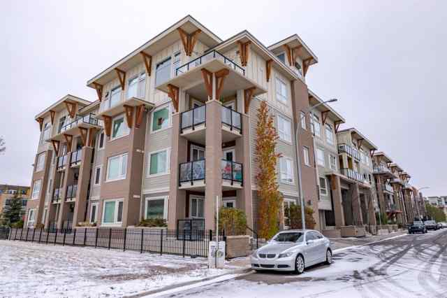 318, 707 4 Street NE in Bridgeland/Riverside Calgary MLS® #A1051942