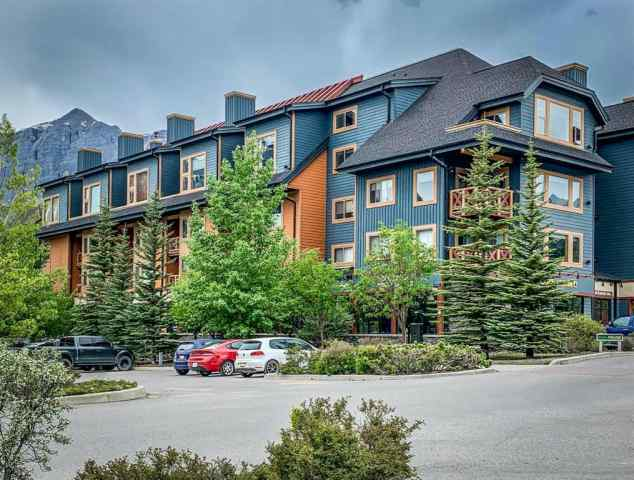 Town Centre_Canmore real estate 203, 1120 Railway  Avenue in Town Centre_Canmore Canmore