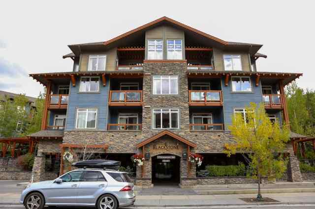 Bow Valley Trail real estate 418, 170 Kananaskis Way  in Bow Valley Trail Canmore