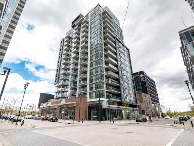 607, 550 RIVERFRONT Avenue SE in Downtown East Village Calgary