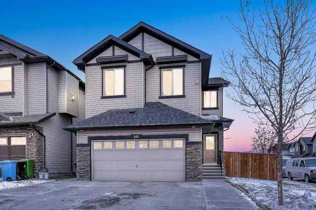 101 SKYVIEW SHORES Manor NE in Skyview Ranch Calgary MLS® #A1052364