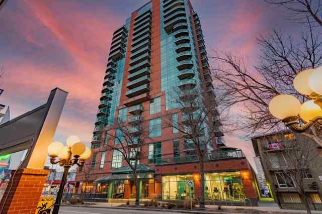 302, 836 15 Avenue SW in Beltline Calgary MLS® #A1052392