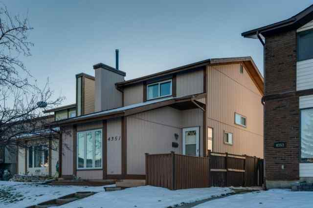 4351 58 Street NE in Temple Calgary MLS® #A1052434