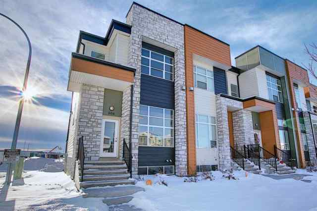 Bayside real estate 506, 1530 Bayside Avenue SW in Bayside Airdrie