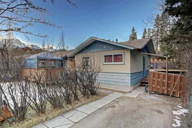 South Canmore real estate 522 4th Street in South Canmore Canmore
