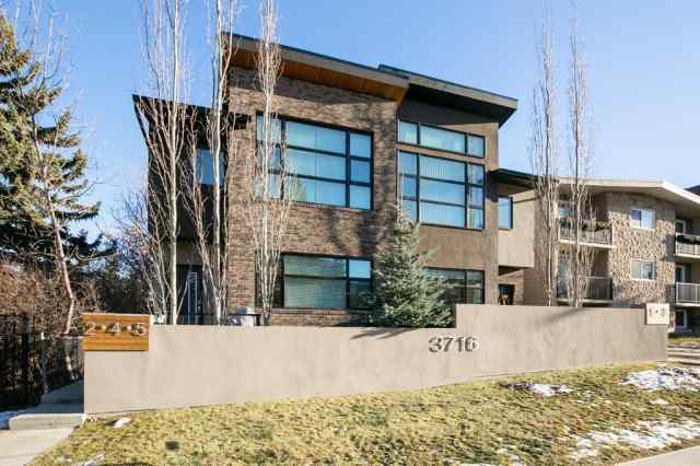 Unit-5-3716 15A  Street SW in Altadore Calgary MLS® #A1052749