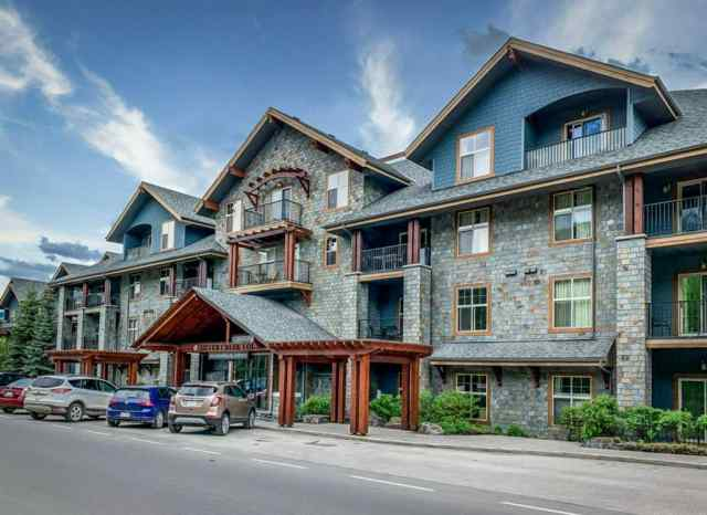Bow Valley Trail real estate 316 Rot'D', 1818 Mountain  Avenue in Bow Valley Trail Canmore