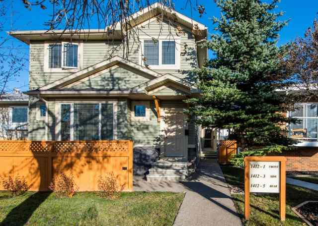 3, 1412 20 Avenue NW in Capitol Hill Calgary MLS® #A1053183
