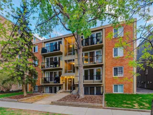 103, 1025 14 Avenue SW in  Calgary MLS® #A1053203