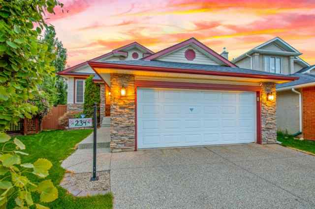 MLS® #A1053316 234 Wentworth Place SW T3H 4L4 Calgary